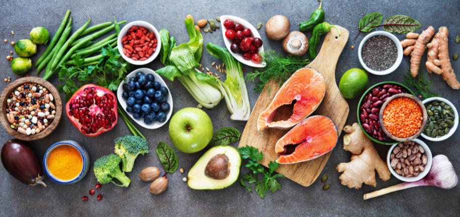 Gezonde voedingsmiddelen die verstopte slagaders kunnen voorkomen