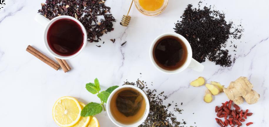 Gezondheidsvoordelen van verschillende soorten thee