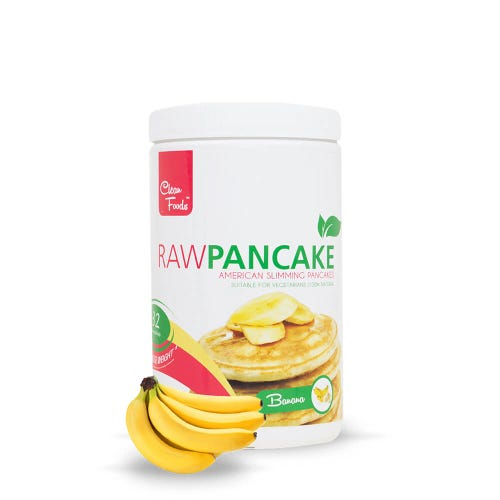 RawPancake Banaan