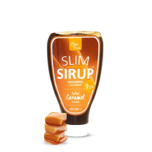 SlimSiroop Salted Caramel