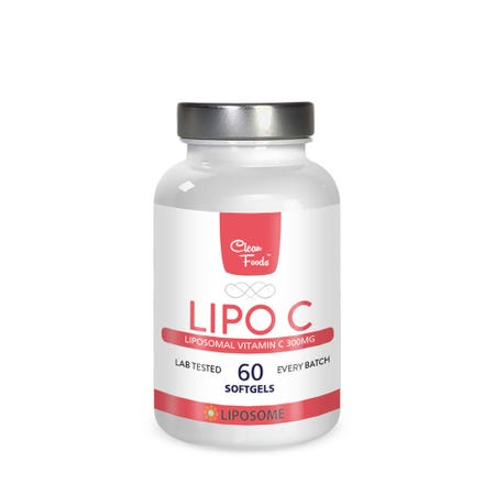 Liposomal Vitamine C 300mg