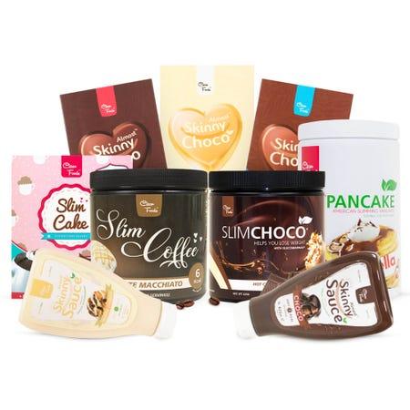 Choco Lover Pakket DeLuxe
