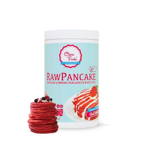 1x RawPancake Red Velvet