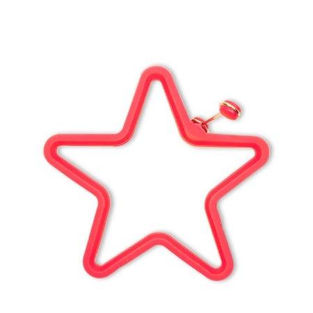 Siliconen stervorm