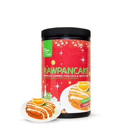RawPancake Limited Winter Edition